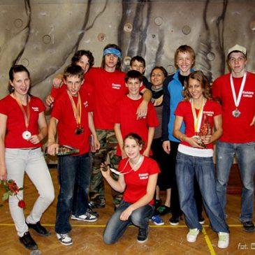 Mistrzostwa Polski Juniorów w Tarnowie 19-20.06.2010