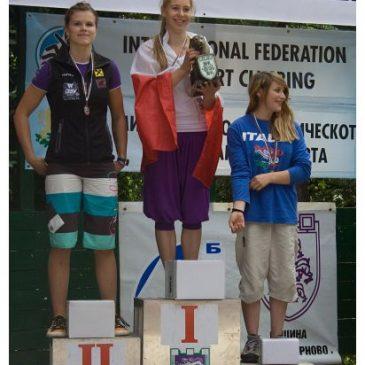 5 medali na czas dla Skarpy! – Puchar Europy Juniorów – Veliko Tarnovo(Bułgaria), 2-4.08.2011r.