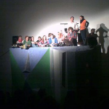 Bloco open – Gosia Rudzińska trzecia.