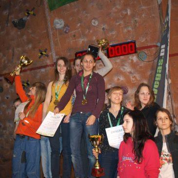 Sukcesy lubelskich wspinaczy na Akademickich Mistrzostwach Polski!!! – aktualizacja