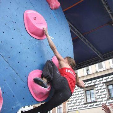 Puchar Polski w bulderingu – Tarnów,2-3.06.2012