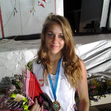 Ola Rudzińska pierwsza podczas Pucharu Świata w Chamonix !!!