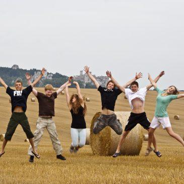 Obóz wspinaczkowy – Jura, sierpień 2012
