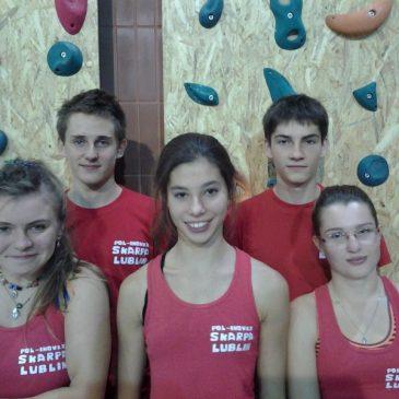 4 medale w prowadzeniu i 3 na czas dla naszych zawodników – Puchar Polski Juniorów i Juniorów Młodszych – Tarnów, 17-18.11.2012