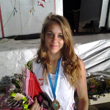 Aleksandra Rudzińska wystartuje w World Games!