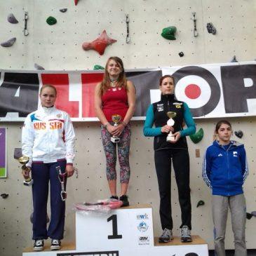 Ola i Patrycja pierwsze, Kasia druga! – Puchar Europy Juniorów na czas w Imst