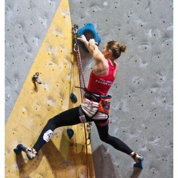 Karina Mirosław wygrywa zawody Murall Challenge – 13.04.14 Warszawa