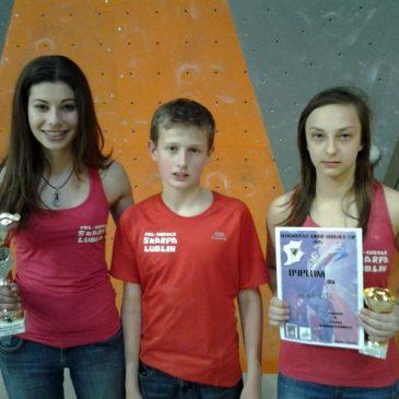 Mistrzostwa Polski Juniorów w bulderingu – Warszawa, 20-21.06.2014