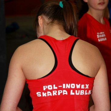 Puchar Polski Juniorów w bulderingu – Kalisz, 12.04.2014