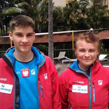Patrycja Chudziak czwarta na Mistrzostwach Świata Juniorów – 22.09.2014 Nowa Kaledonia