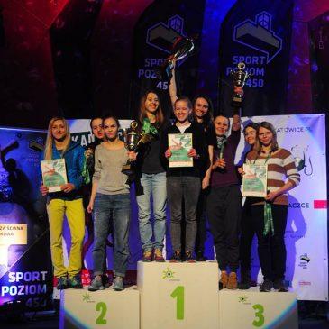 Nasze zawodniczki zwyciężają w Akademickich Mistrzostwach Polski!
