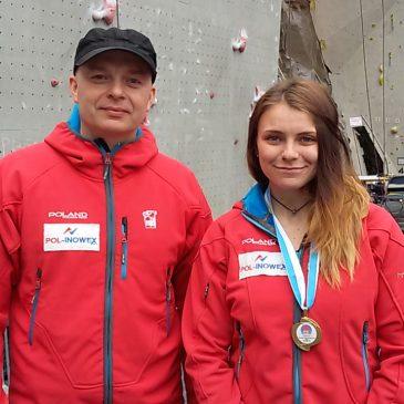 Patrycja Chudziak Mistrzynią Europy Juniorów! – Edynburg 14.06.2015