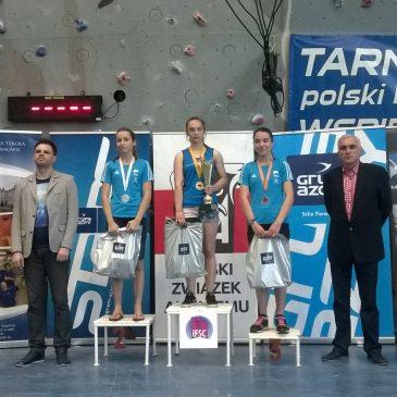 Puchar Europy Juniorów w Tarnowie – złoto, srebro, brąz dla naszych zawodników!