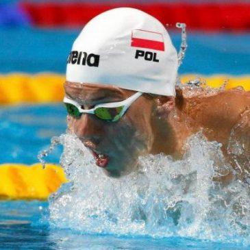Jan Świtkowski trzeci na 200 m delfinem!