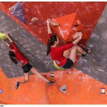Blok Boulder Series 2016 winter edition – zawody boulderowe w Kaliszu