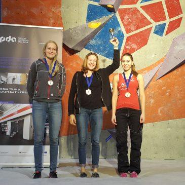 Karina Mirosław trzecia w zawodach Pucharu Polski!