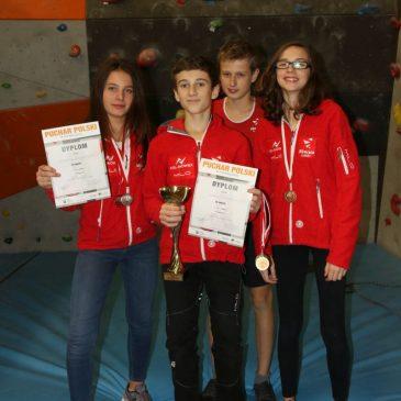 Olaf pierwszy, Marcysia druga – ostatnie zawody juniorskie w tym roku z sukcesami dla naszych zawodników!