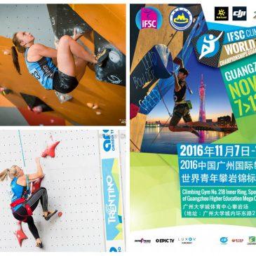 Partycja Chudziak i Natalia Woś wystartują w Mistrzostwach Świata Juniorów w chińskim Kantonie!
