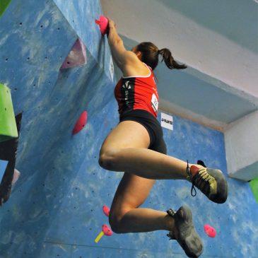 Mistrzostwa Polski Juniorów w boulderingu