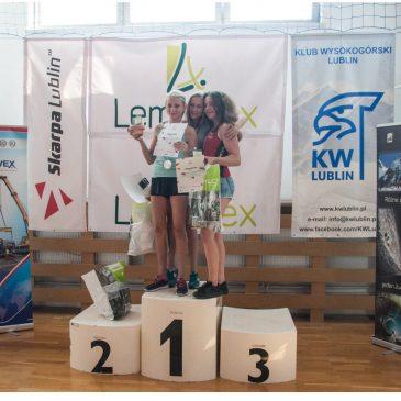 Mistrzostwa Polski Juniorów i Juniorów Młodszych w Lublinie!