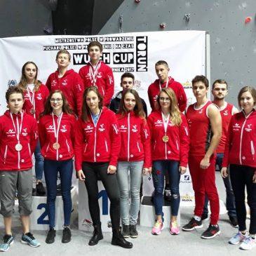 Mistrzostwa i Puchar Polski w Toruniu! Worek medali dla naszych!