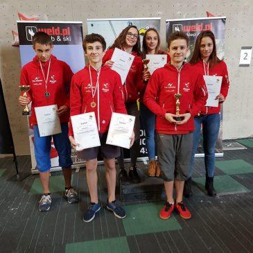 Ostatnie juniorskie zmagania w tym roku – Puchar Polski Juniorów i Juniorów Młodszych w Sosnowcu