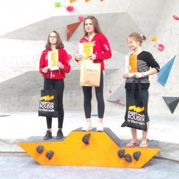 Ostatnia edycja Pucharu Polski Juniorów w bouldringu – medale dla naszych!